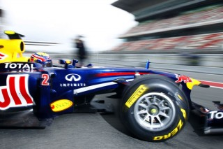 Mark Webber (Red Bull Racing, Barcelona teszt, 2011.03.08)