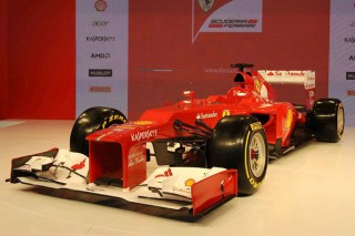 Ferrari F2012 (Ferrari, F2012 bemutat, 2012.02.03)