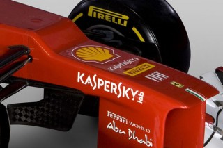 Lpcss kialakts orrkp (Ferrari, F2012 bemutat, 2012.02.03)